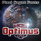 Image for Optimus font