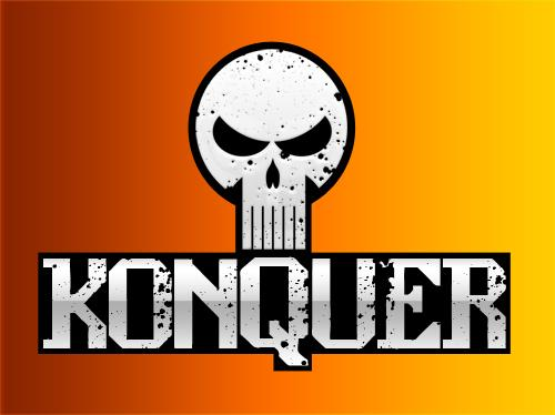Image for konquer font