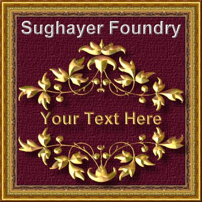 Image for Vintage Elements_019 font