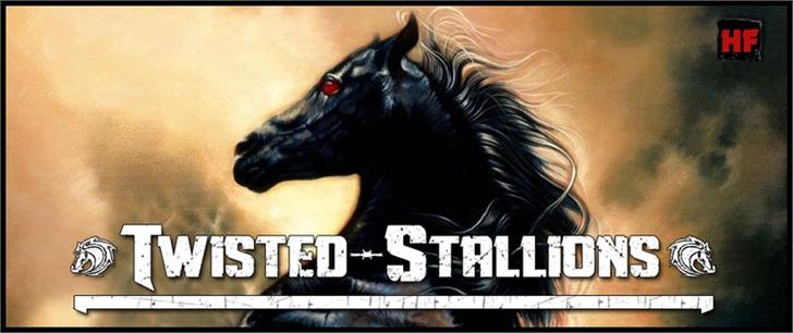 Image for Twisted Stallions font