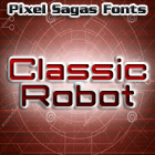 Image for Classic Robot font