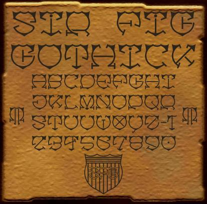 Image for Sir Fig  font