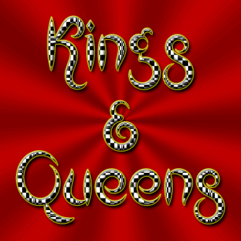 Mf Kings & Queens font by Misti's Fonts