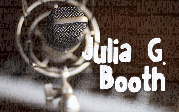 Image for JuliaGBooth font