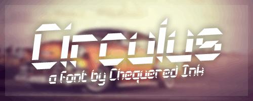 Image for Circulus font