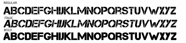 Image for WordMean Font