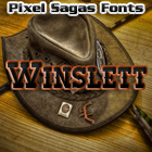 Image for Winslett font