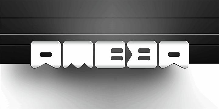 Image for Ameba font