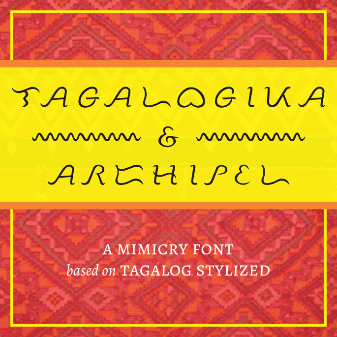 Image for Tagalogika font