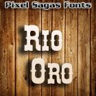 Image for Rio Oro font