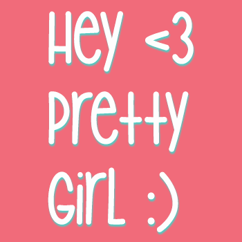 Image for Hey Pretty Girl font