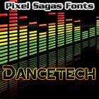 Image for Dancetech font