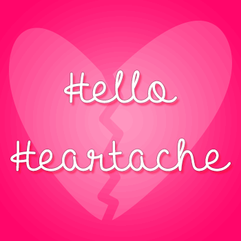 Image for Hello Heartache font