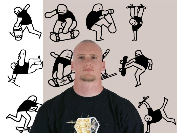 Image for Mike vallely font
