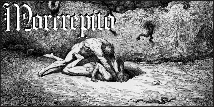 Image for Morcrepito font