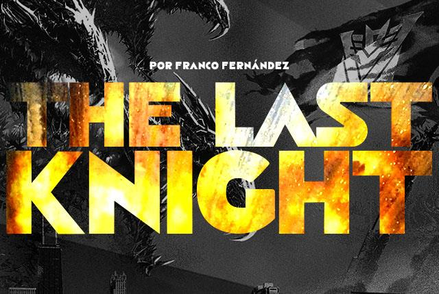 Image for The Last Knight font