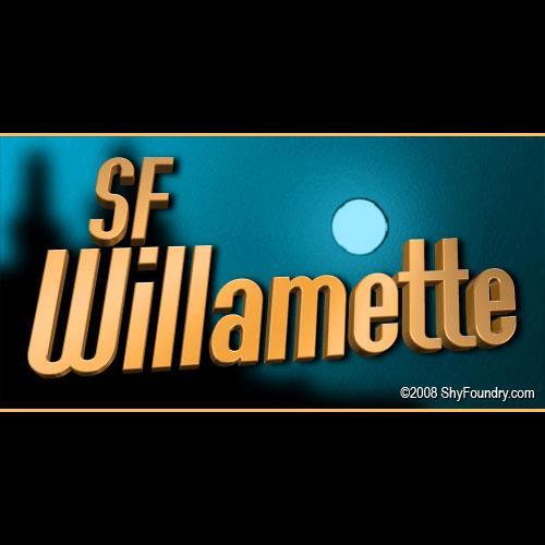 SF Willamette font by ShyFoundry