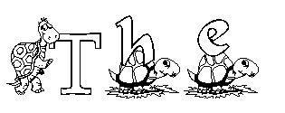 Image for KG TURTLE font