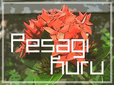 Image for Pesagi Kuru font