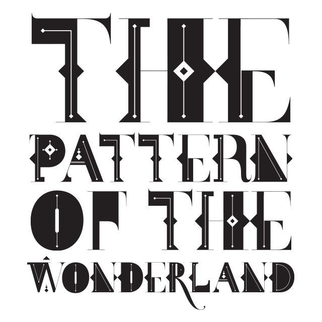 Image for FDT_Wonderland font