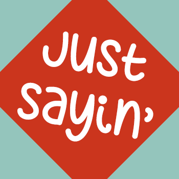 Image for Just Sayin' font