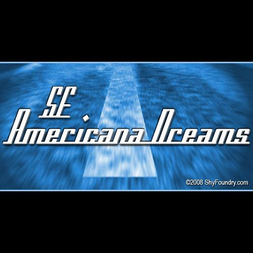 Image for SF Americana Dreams font