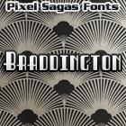 Image for Braddington font