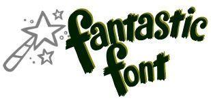 Fantastic Font by Gaut Fonts