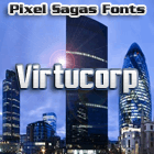 Image for Virtucorp font