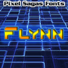 Image for Flynn font