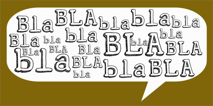 Image for DK Koerier font