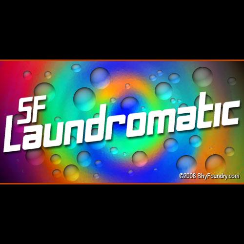 Image for SF Laundromatic font