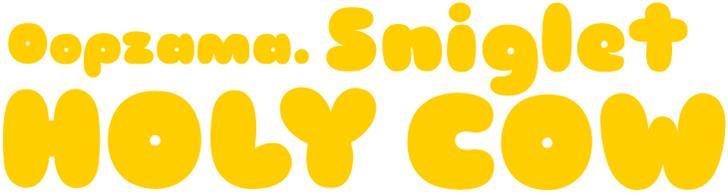 Image for Sniglet font