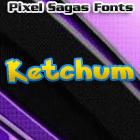Image for Ketchum font