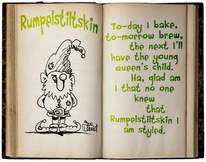 Image for Rumpelstiltskin font