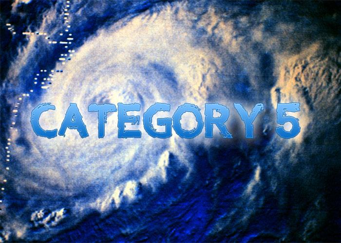 Image for Catergory 5 font