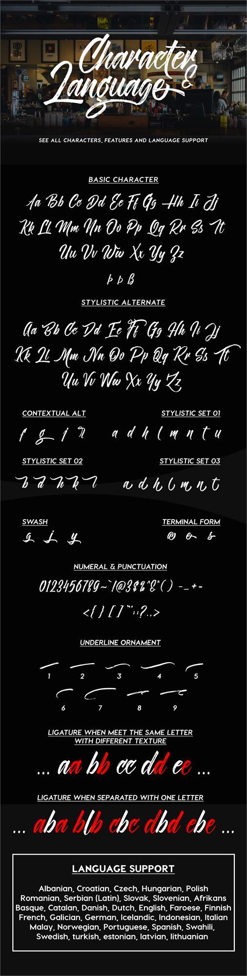 Image for Novitha ScriptDemo font