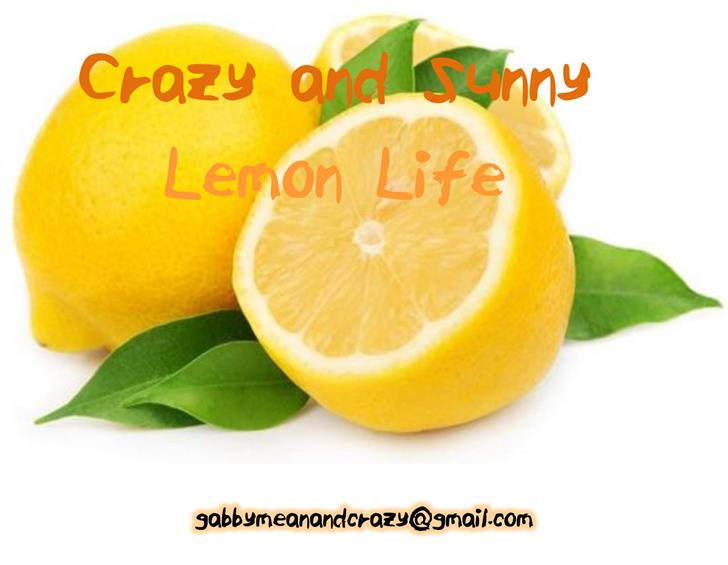 Image for ELF_Crazy_and_Sunny_Lemon_Life font