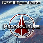 Image for Protoculture font