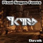 Image for Davek font