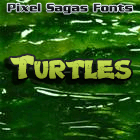 Image for Turtles font