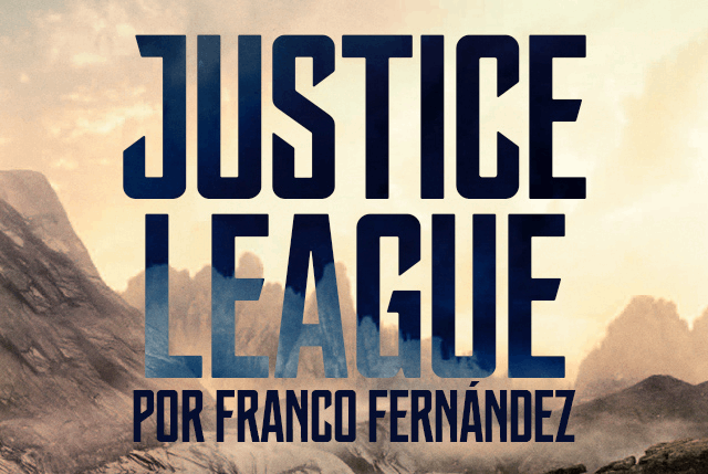 Image for Justice League font