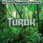 Image for Turok font