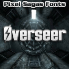 Image for Overseer font