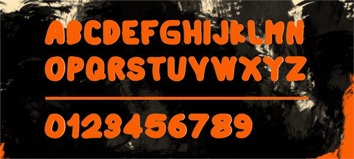 Artindo Personal Use Only font by Jamel E. Robin