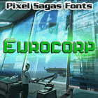 Image for Eurocorp font