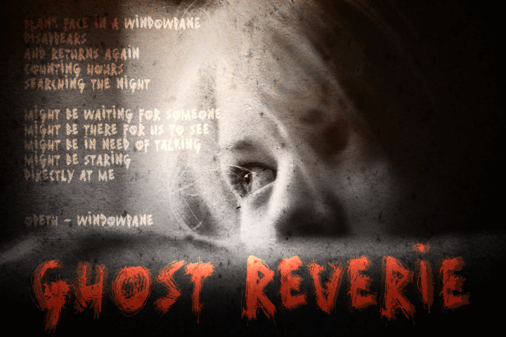 Image for Ghost Reverie font