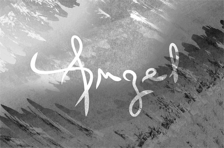 Image for Angel font