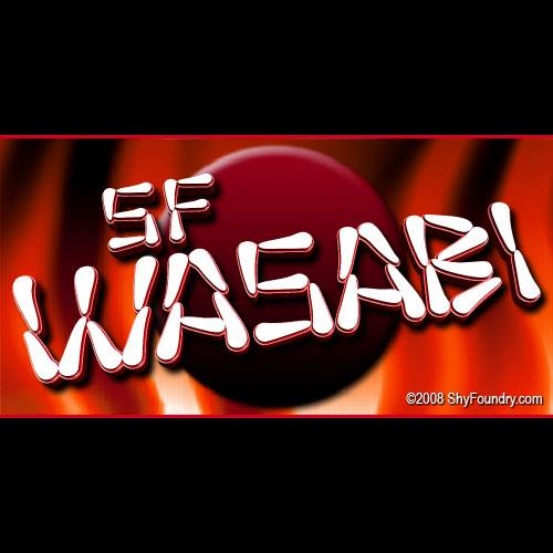 Image for SF Wasabi font