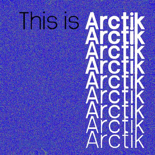 Image for Arctik font
